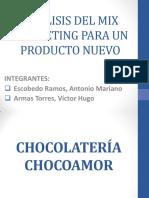 Analisis Del Mix Marketing Para Un Producto Nuevo