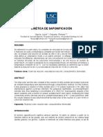 Cinética de Saponificación (Autoguardado)