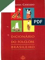 Luis da Câmara Cascudo - Dicionário do Folclore Brasileiro