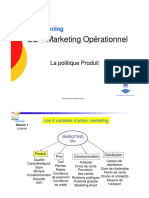 E-learning - Le Produit