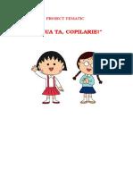 97824683-Proiect-Tematic-Eu-Sunt-Unic.doc