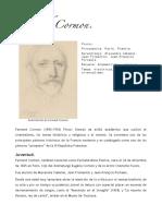CORMON, Fernand