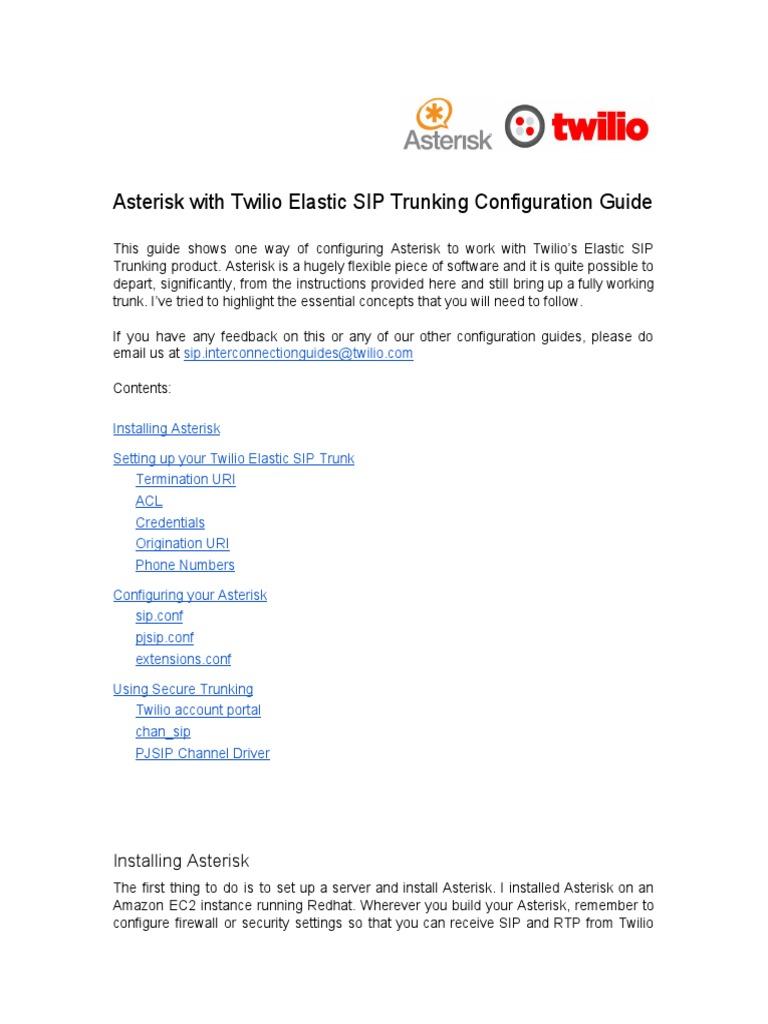 AsteriskTwilioSIPTrunkingv2_1 docx_2 pdf | Session