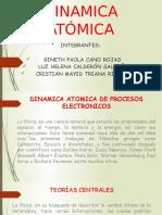 DINAMICA-ATÓMICA