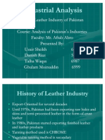 Leather Industrial Analysis