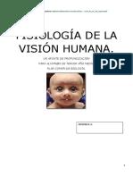 Fisiologia Vision Humana 3m 2015