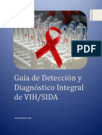 Guia Deteccion y Diagnostico VIH