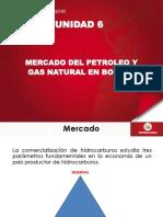 Unidad 6 Mercado Del Petroleo y Gas Natural en Bolivia