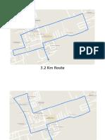 Takbo 2016 Route
