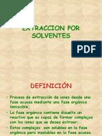 03 Extracción Por Solventes