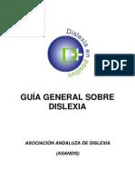 Guía general sobre dislexia