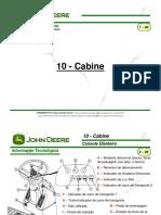 Cabine John Deere