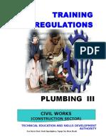 Tr Plumbing III