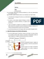 Resumen de Saussure Comentado Clase 13ABR