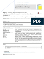 Palliative Treatment of Metastatic Bone Pain With Radiopharmaceuticals