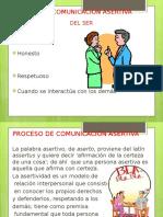 Proceso de Comunicación Asertiva