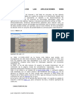 Evolucion de Las Aplicaciones WEb (Imprimir)