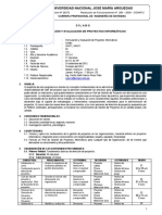 Silabo Formulacionn 2012-II