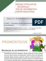 Presentación Clase 1, Modulo II, Estrategia de Inventario