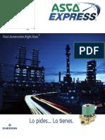 VALVULAS Asco Express