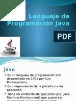 06 Inicio Características de Java (1)