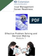 MODULE 1_2 Problem Solving