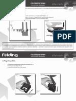Folding Town - Manual de Plegado