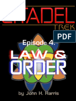 Citadel 4 - Law and Order