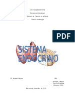 Sistema Endocrino Histologia.