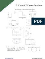 Geometria Area Sombrea Poligonos