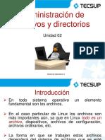 U02-Administracion Archivos y Directorios