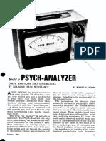 Psych Analyzer