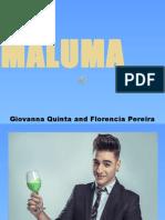 Maluma Ingles