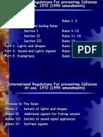 ROR_110 International Regulations for Preventing Collisions at Sea, 1972 (1990 Amendments)