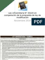 Propuesta de Ley