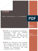 STATA 1 2 Introduccion