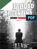 Frondizi, Silvio - La Realidad Argentina Tomo 1