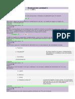 Evaluacion u3 Medio Ambiente y Bioetica