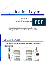 03.1 ApplicationLayer I