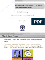 Topic 7 Intro Game Theory