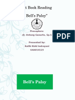 Bell's Palsy TBR