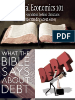 Biblical Economics - Breaking the Bondage of Debt
