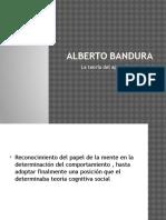 Alberto Bandura