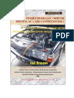 31 Pemeliharaan Servis Sistem Ac (Conditioner) (Mo Ver Ind)