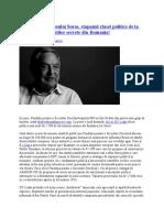 Documentele Jidanului Soros
