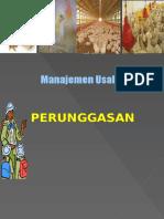 Manajemen Usaha Unggas 1