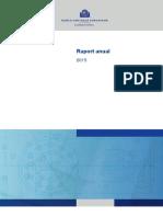 Raport BCE 2015