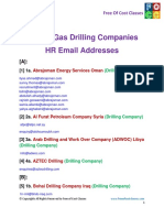 Email Oil & Gas