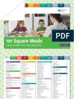 101 Square Meals