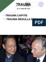 Kulpak RSPAD - Trauma